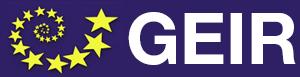 Le GEIR (Groupement Européen de l'Industrie de la Régénération). dans - - - Gros plan logo-geir